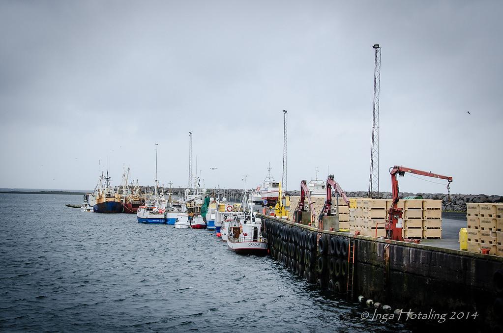 Sandgerdi Harbor
