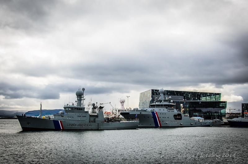 Coast Guard - Reykjavik Harbor
