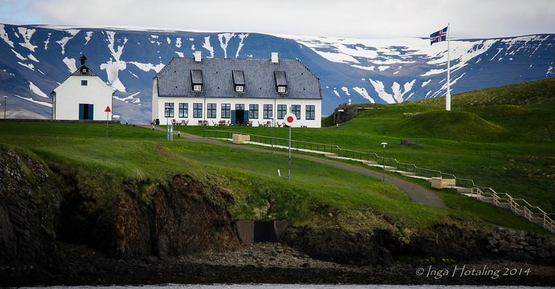 Viðey House