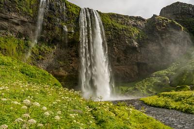 Seljalandfoss Falls