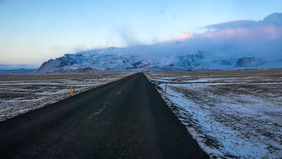 Ring Road, Iceland, Winter, 2015