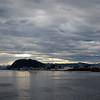 Approaching Ålesund
