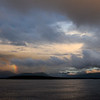 Rainbow seen from Molde