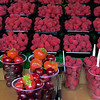 Fresh berries in Torget - Bergen