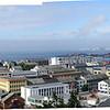 Town of Hammerfest panorama