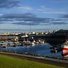 Small Boat Harbor - Keflavik