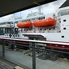 MS Kong Harald at Hurtigruten Terminal in Bergen