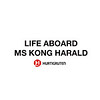 Life aboard the MS Kong Harald