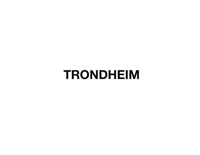 Trondheim - Day 3