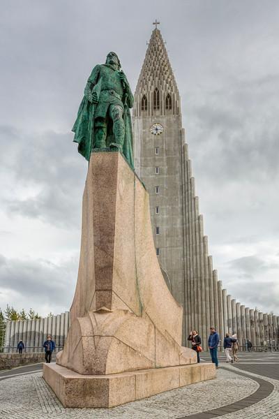 Hallgrims Church, Reykjavík, Iceland