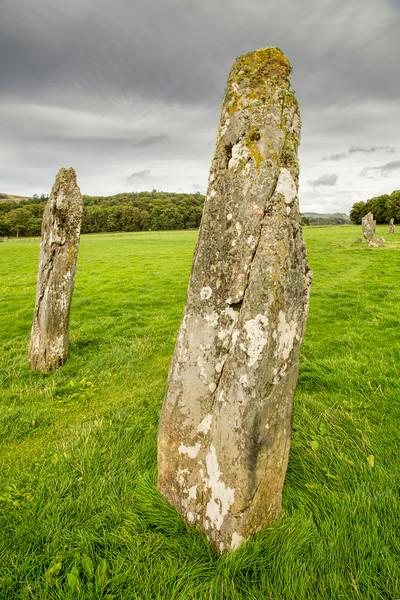 Ancient Standing Stones, Kilmartin Glen 2