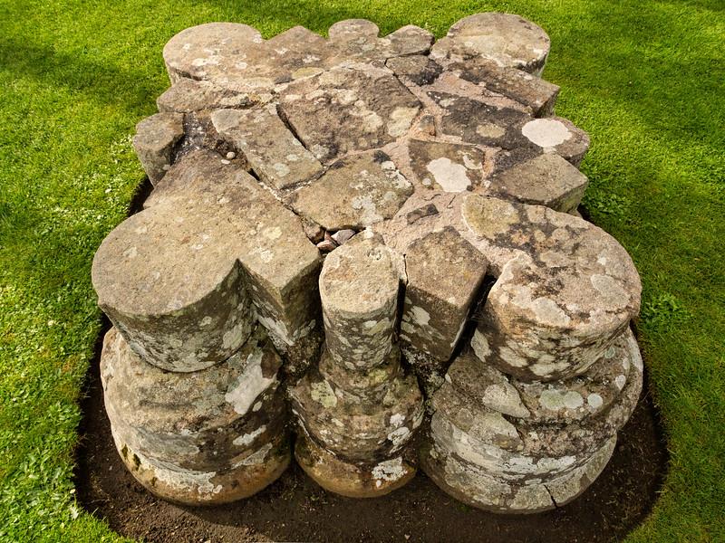 Cathedrel Column
