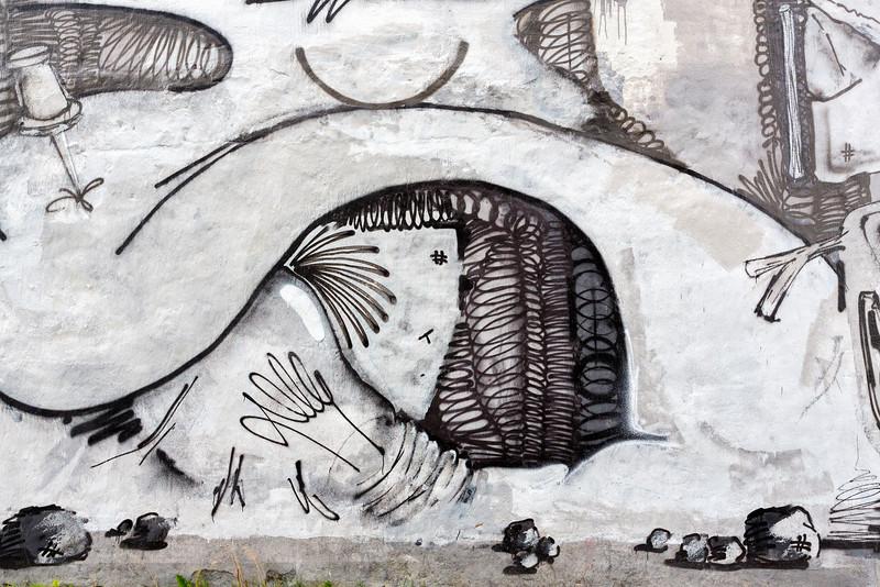 Wall Art in Reykjavík 2