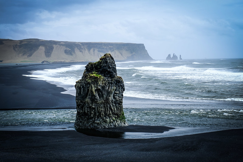 Reynis rock stack, Iceland
