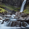 Un-named Falls - Southern Iceland - Colour V2