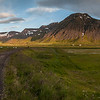 Somewhere in a farmers field in Northern Iceland...2