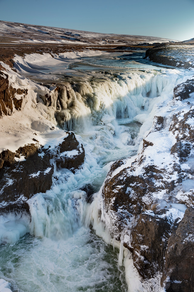 And of course Iceland is famous for its many waterfalls
