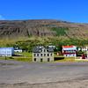 Outside Isafjordur, Iceland