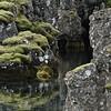 Ущелье Алманагья (Almannagjá gorge), парк Тингвеллир (Þingvellir)