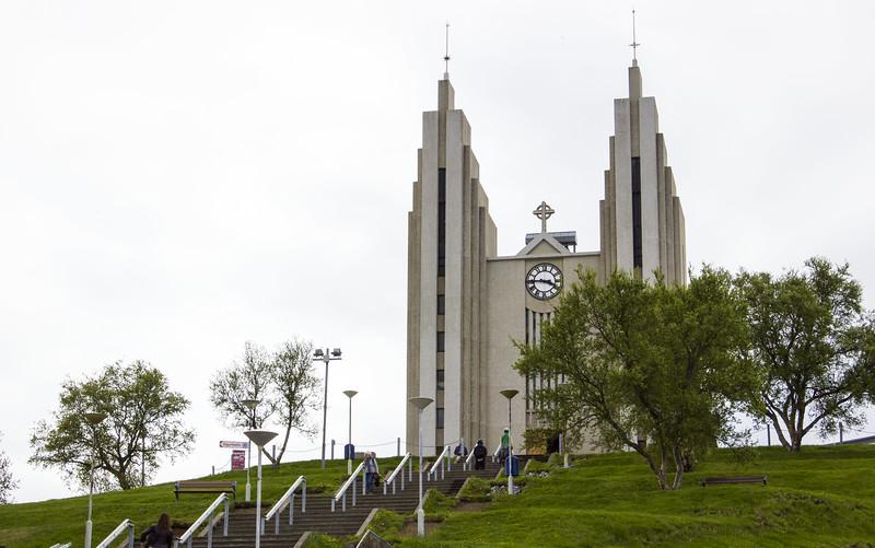 Akureyrakirkja (Akureyri Church)
