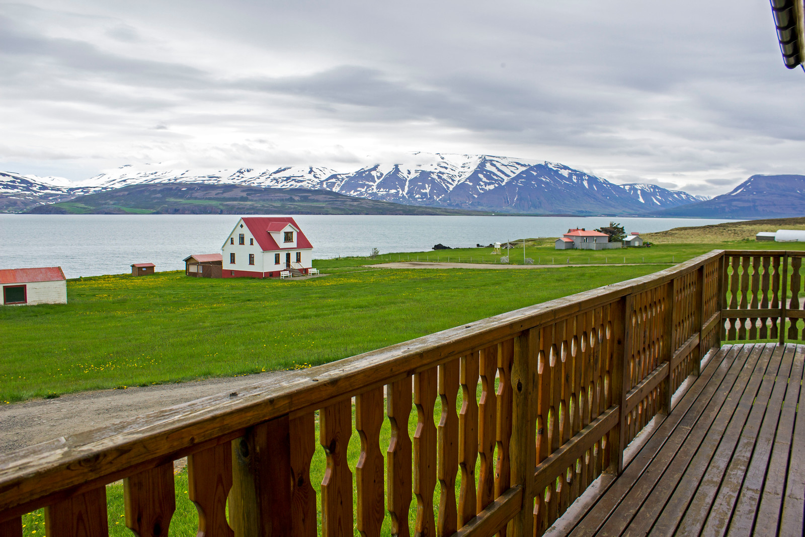 Ytri Vik Cottages - Where to Stay Near Akureyri in North Iceland