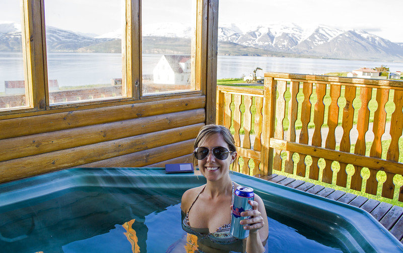Hotels with hot tubs in Akureyri