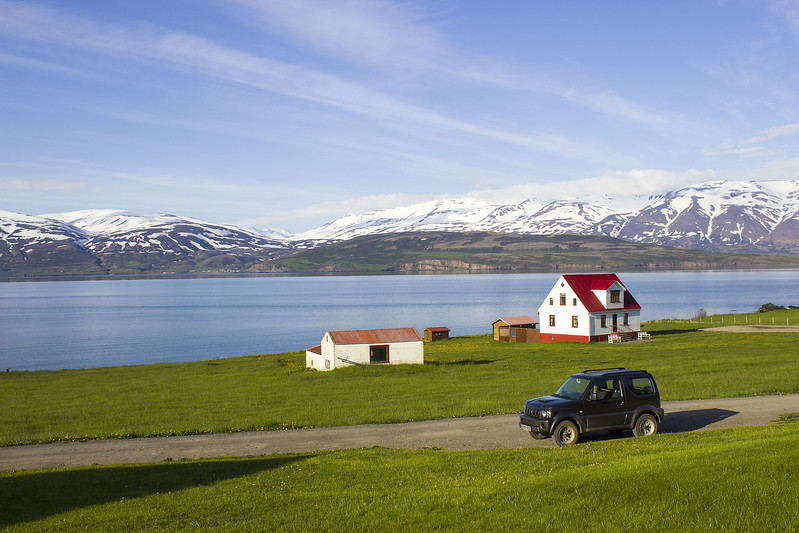 Driving in Iceland - Renting a car in Iceland