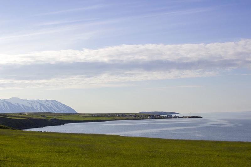 Eyjafjörðu fjord