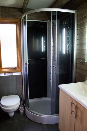 Iceland Hotel Bathroom