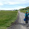 Highway 30 farmland outside Flúðir