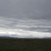 Hekla obscured by clouds