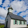 Þingvallakirkja, one of Iceland's first churches (at Þingvellir National Park)