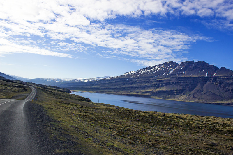 Eastfjords road trip - Renting a car in Iceland