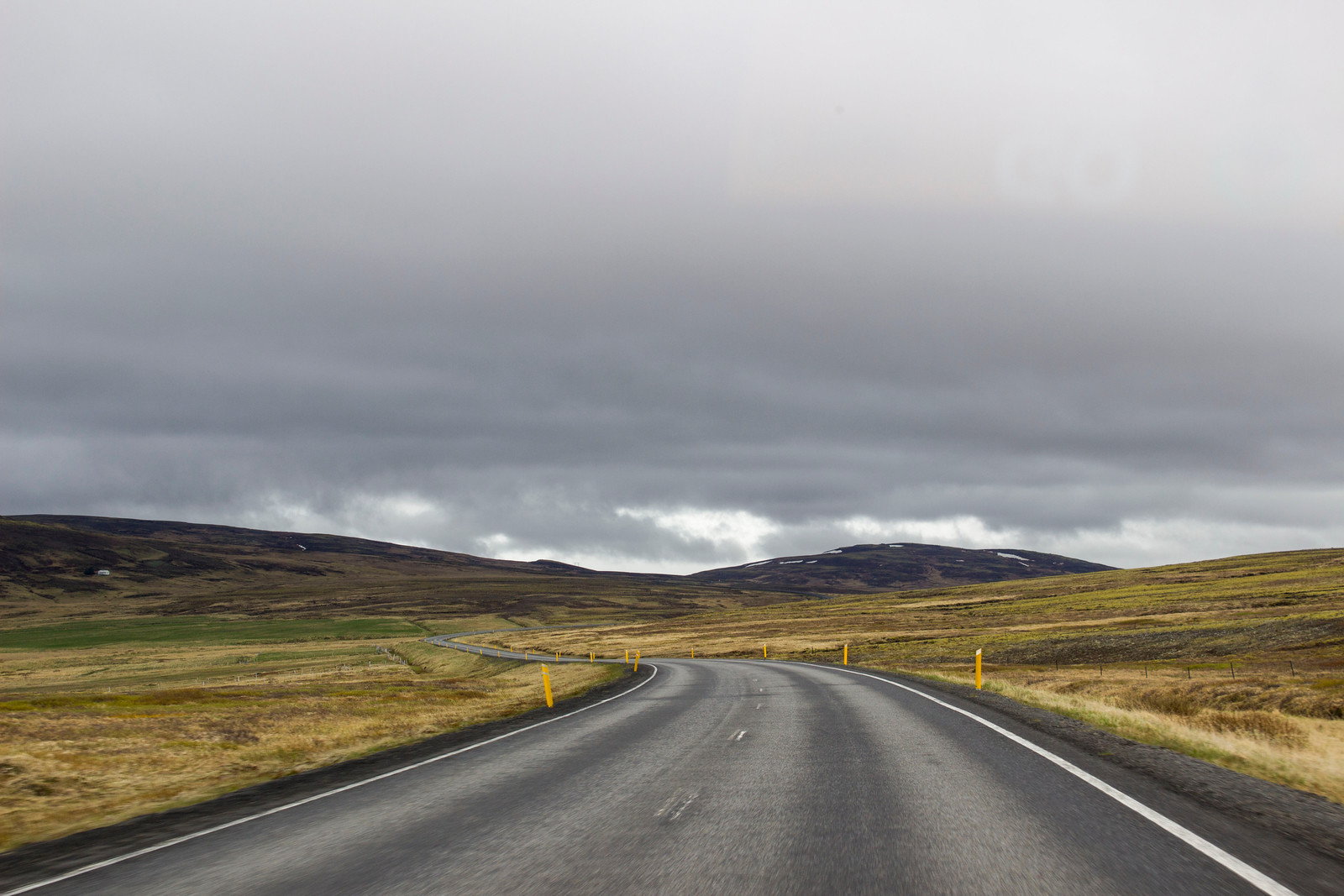 Driving Iceland's Golden Circle Route