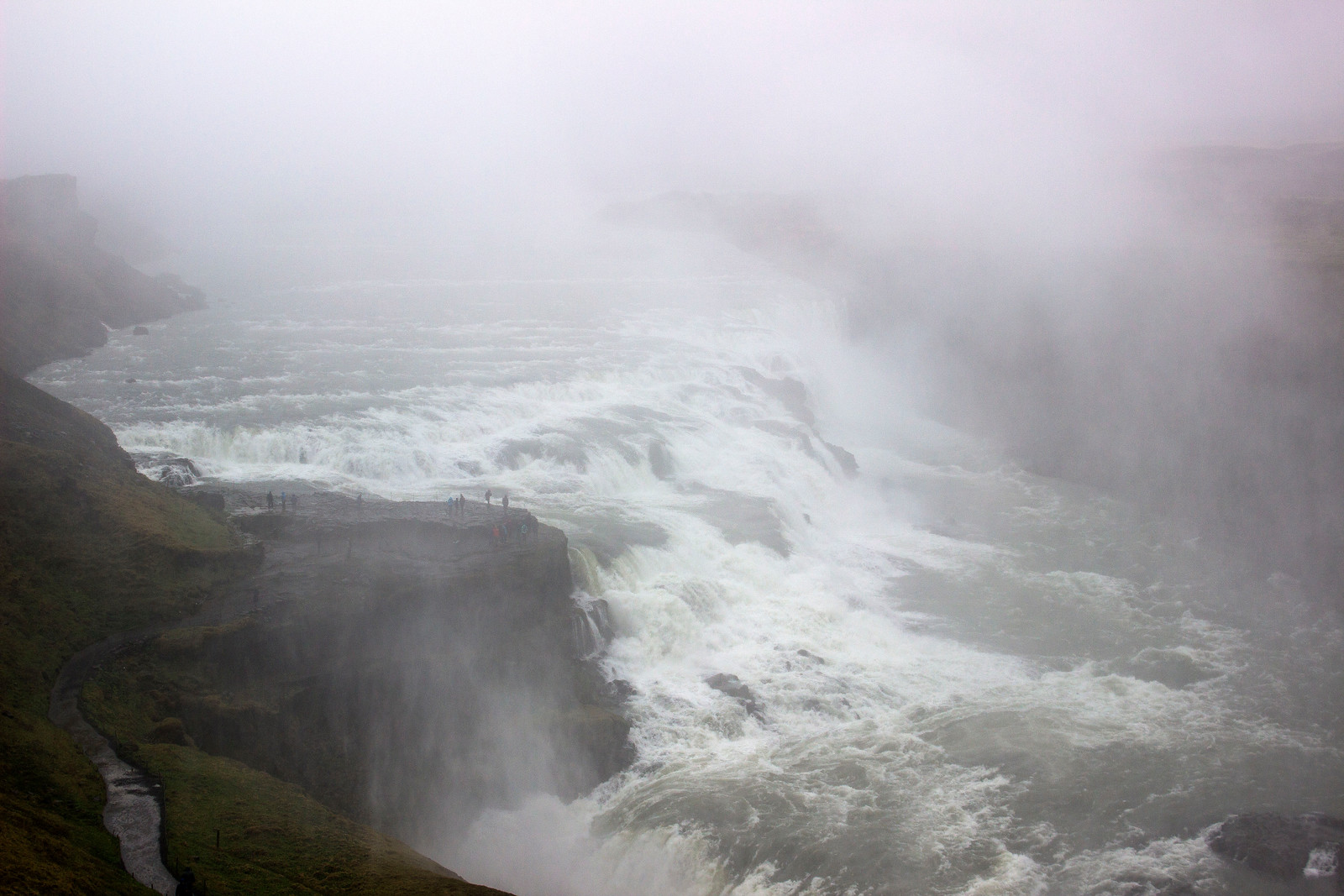 Gullfoss - Golden Circle in Iceland - Golden Circle self drive tour