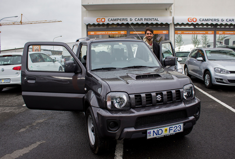 Go Car Rental and Campers Iceland