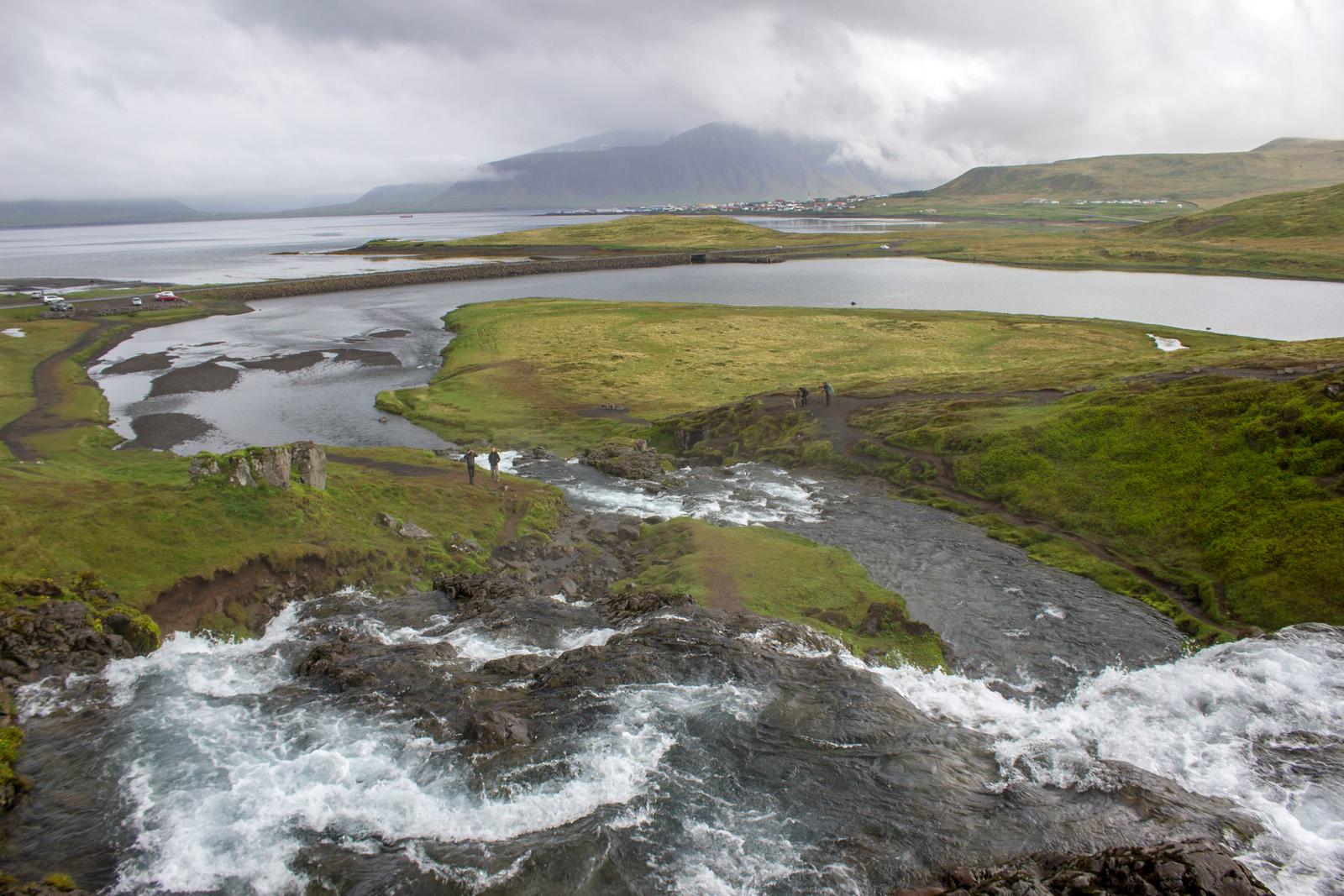 Kirkjufell near Grundarfjordur. Snæfellsnes Peninsula Iceland Day Trip Travel Guide