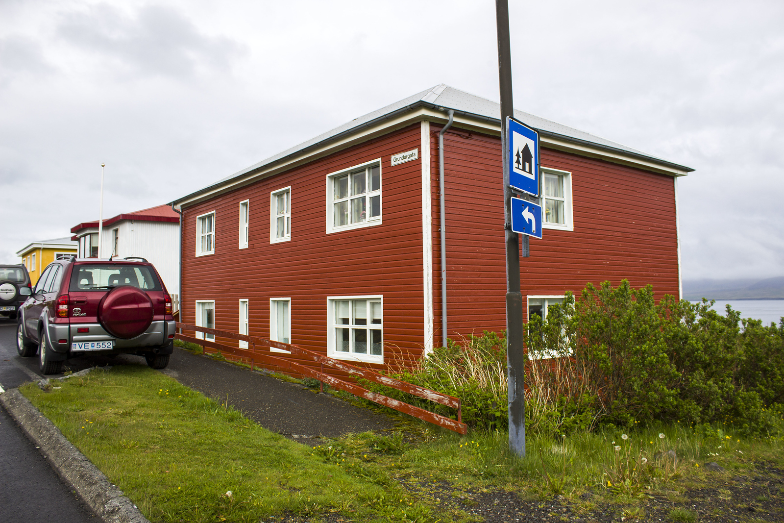 G4 Apartment Grundarfjordur Iceland - Place to stay in Snaefellsnes Peninsula