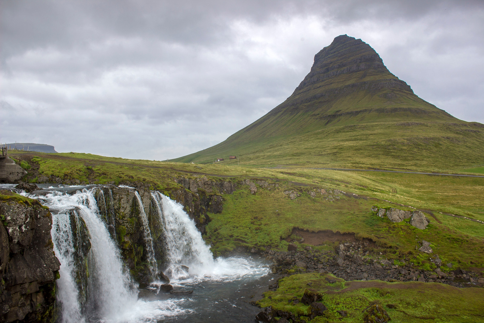 Kirkjufell - Most photographed mountain in Iceland