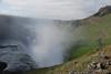 Gullfoss Lower Falls