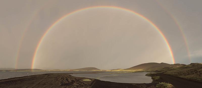Halfmoon Rainbow