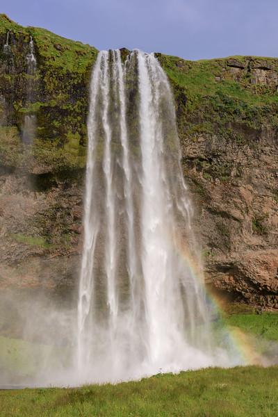 Walk Behind Waterfall