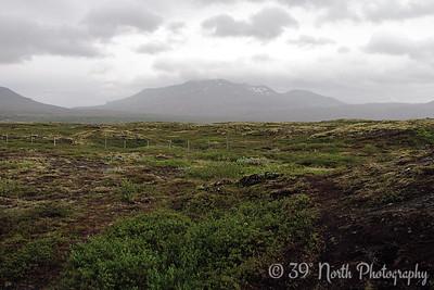 Somewhere near Þingvellir