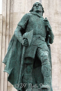 Leifur Eiríksson, Son of Iceland, discoverer of Vinland