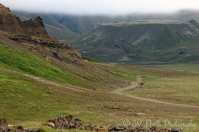 Gorgeous valley (Laugarvatnsvellir) along Route 365
