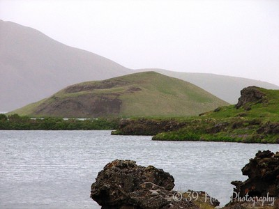 Myvatn pseudocrater