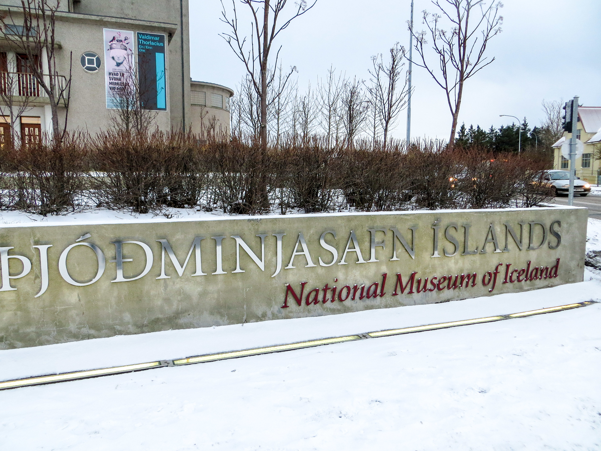 traveling alone to iceland gives you a chance to visit many incredible museums