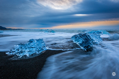 Breiðamerkursandur beach