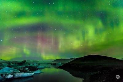 Glacial lights