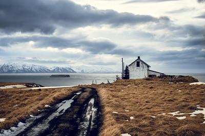Hringsjá eyðibýli